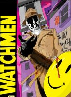 WHO WATCHES THE WATCHMEN? by gagex07