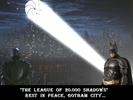 The League of 20.000 Shadows by Lake333GLD
