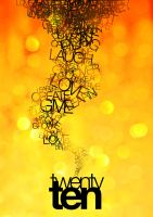 Twenty Ten by graphiqual