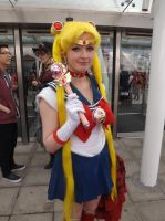 Sailor Moon Cosplay, MCM Expo London, May 2013. by Pixie-Aztechia