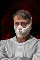 Dr Lecter  by ItachifoREVer7x