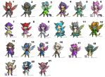 Cheap Character Adopts Batch-(OPEN 5/21) by Amabyllis