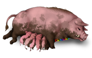 Hogmother by KTechnicolour