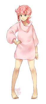 marshmallow fullbody by meago