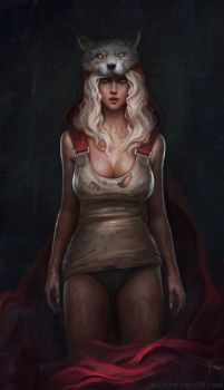 Red Riding Hood by Verehin