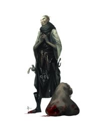 Rolth the Necromancer by nJoo