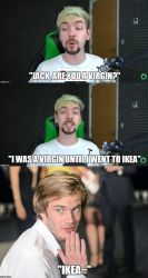How jacksepticeye lost his virginity by Prince-riley