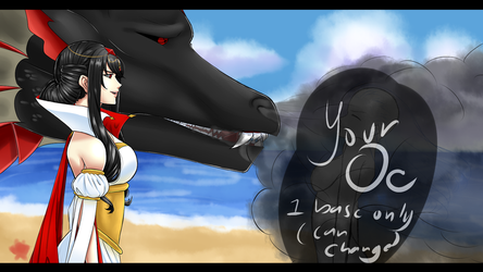 (OPOC After TS Open Collab) I think he likes you by Shxnn
