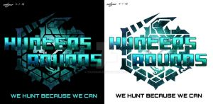 HUNTERS ROUNDS  we hunt because we can by eadgear