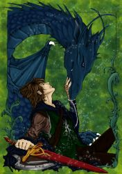 Eragon: The first of hope by ElizaLento
