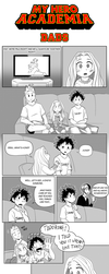 Boku no Hero Academia - Dads by TC-96