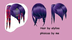 DL Hair by Alylisa by Alylisa