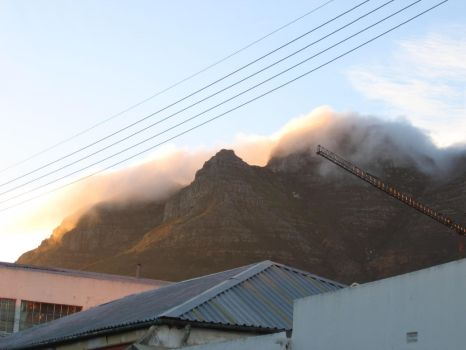 DAS011-Cape Town, Table mounta by Andre-S-C-Stock