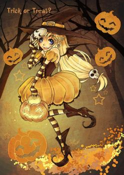 Trick or Treat by Limis