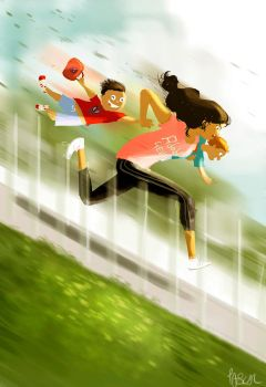 Saturday morning by PascalCampion