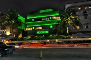 South Beach, Miami 2 by Aerostylaz