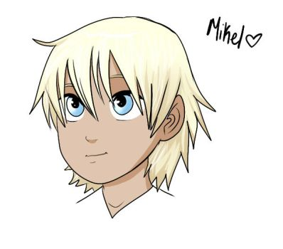 Mikel by HeSerpenty