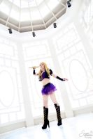 Sheryl Nome by MelfinaCosplay