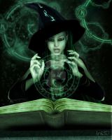 Wicked Jo - Green Magic by Aral3D