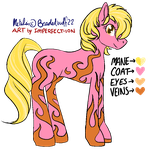 Amber's Metalsi By Imperfect Ion by Beadedwolf22