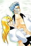 Shi and Grimmjow by AFunny