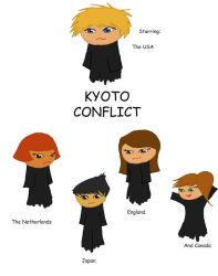 Kyoto Conflict Cover Page by Kerwinm12345