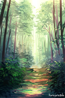 Forest Practice by kareyare