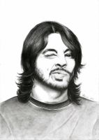 Dave Grohl Foo Fighters by Joan95