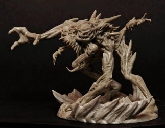 Breath Prowler Miniature by cigneutron
