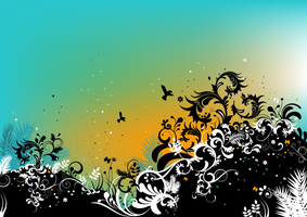 Nature Vector by K3win