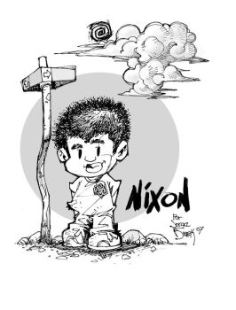 NIXON by jorgebreak