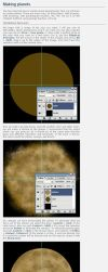 Tutorial Making Planets by Supremacia
