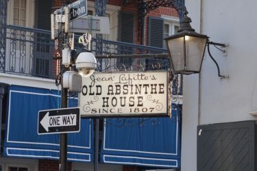 Old Absinthe House by operabutterfly