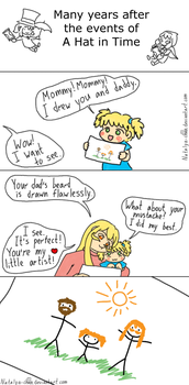 AHiT two father? Eng by Natalya-Chan