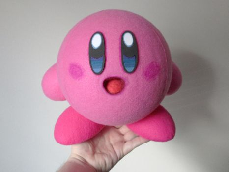 Life-Sized Kirby by ToodlesTeam