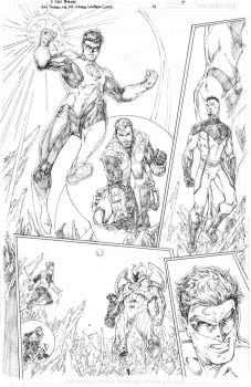Hal Jordan and the Green Lantern Corps #21 page 7 by vmarion07