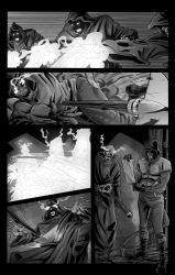 The Pariah - Preview 6 by The-Real-NComics