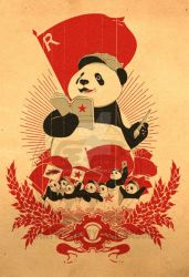 Panda Revolution VI by xiaobaosg