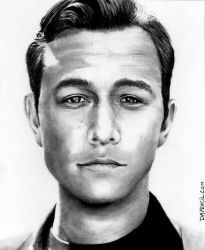 Joseph Gordon Levitt by Doctor-Pencil
