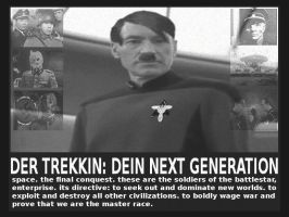 Nazi Trek by paradigm-shifting