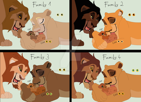 TLK Family Adopts-FREE 1 Left! by RainbowOwl-Adopts