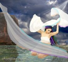 Listen To Wind by AeliaNaqwiDesigns