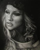 Your Body - Christina Aguilera by IlonaPankevich