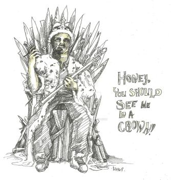 Moriarty Is The King