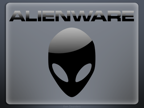 Alienware by KenSaunders