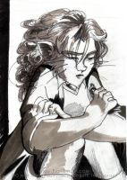 Harry Potter - Catmione by far-eviler