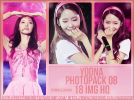 Yoona (SNSD)  PHOTOPACK#08 by PrettyInfinity