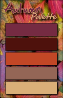 Autumn Palette by fairypoetess