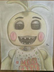 toy Chica- completed/final product by Freindly-Fazbear