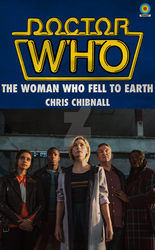 NS Target Covers: Woman Who Fell to Earth by ChristaMactire